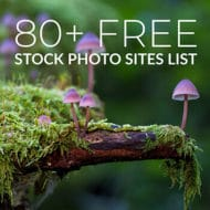 Free Image Sources and Stock Photo Sites, Mega List with CCO licensed 2018