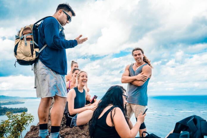 Tristan Hamm - Taking Adventure to new levels