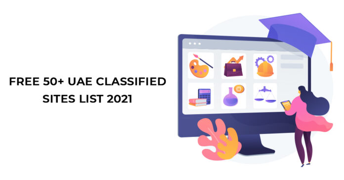 UAE Classified Sites