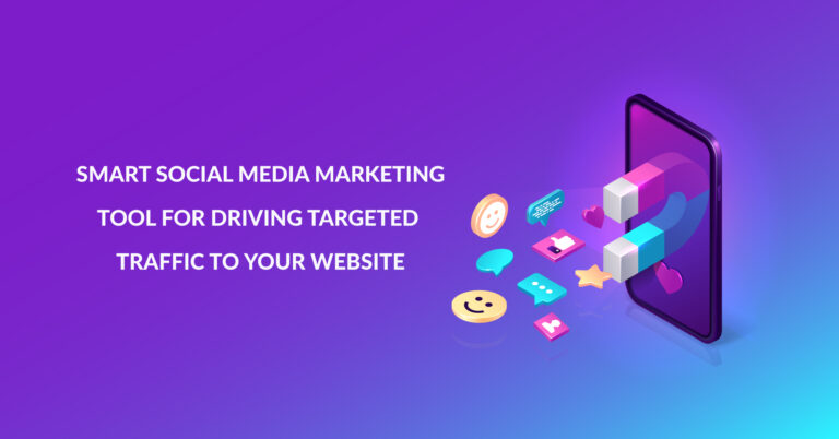 Smart-social-media-marketing-tool