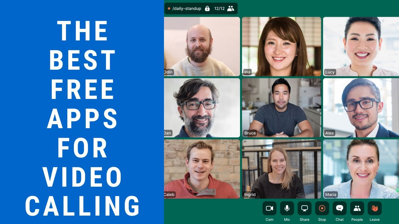 The best free apps for video calling