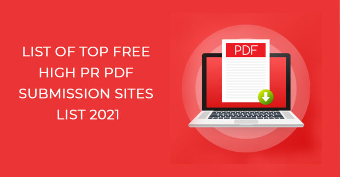 High PR PDF